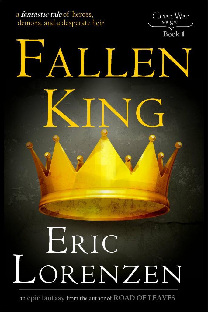 Fallen King fantasy