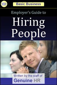 Employer's Guide to Hiring People
