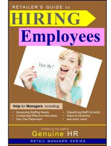Retailers Guide to Hiring Employees