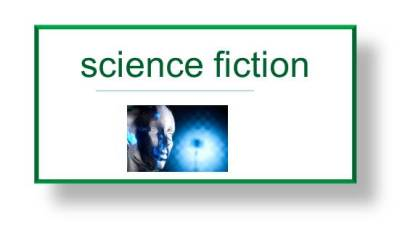 Science Fiction button