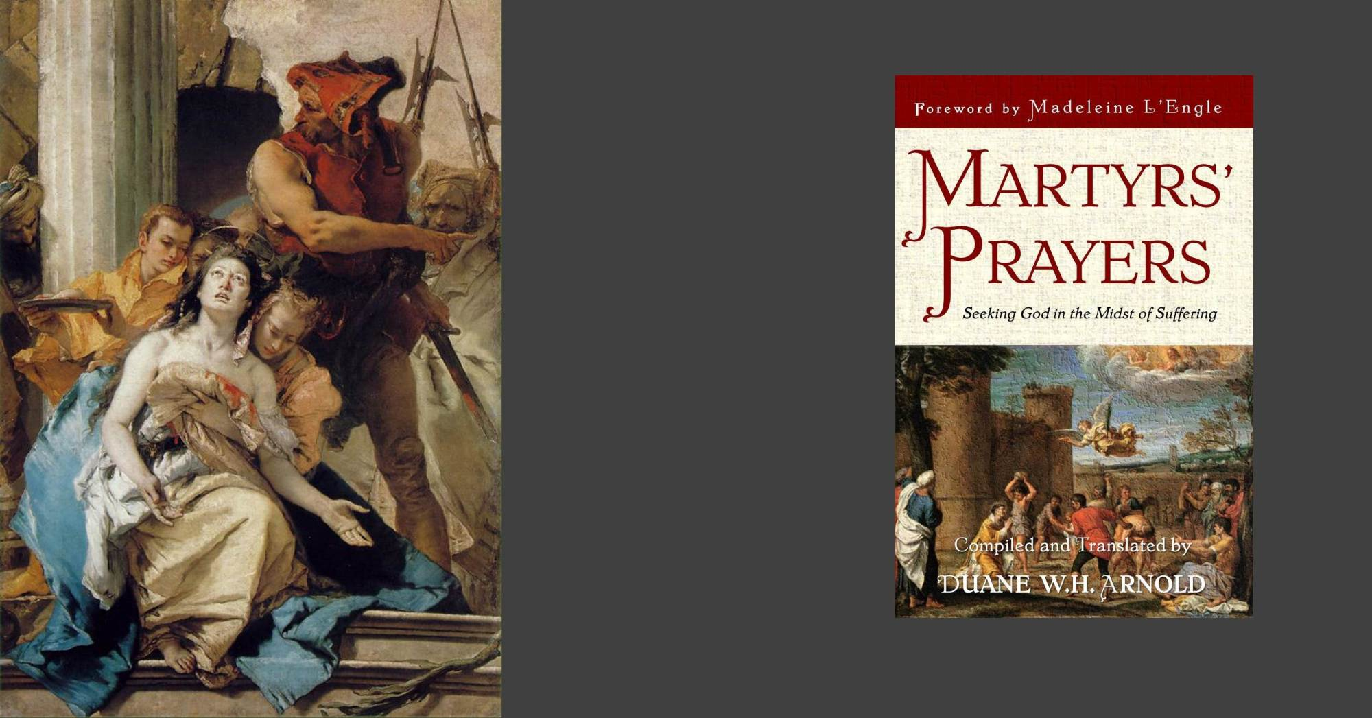 Reader Hill books- Martyrs Prayers