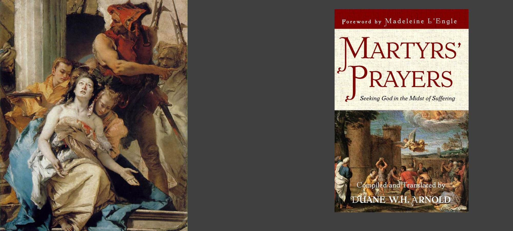 Reader Hill books- Martyrs Prayers