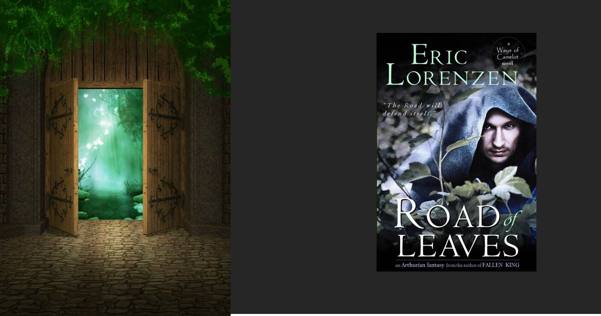 Reader Hill books- Road of Leaves